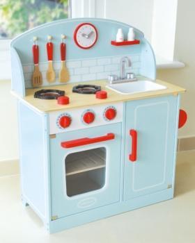 Kinderküche/Spielküche aus Holz Mod. Lynton by Indigo Jamm